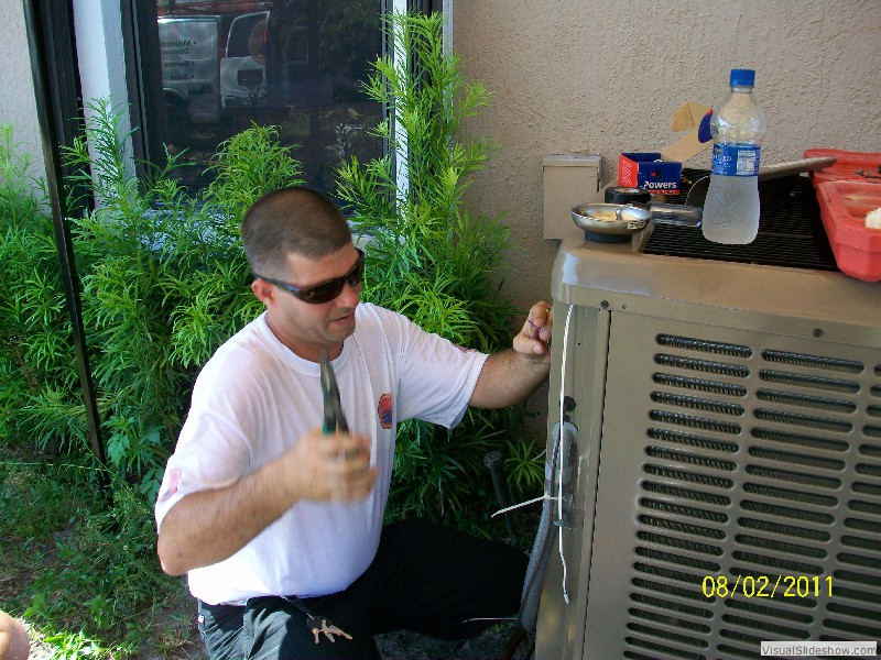 Does Water Leakage Mean You Need AC Repair in Boca Raton?